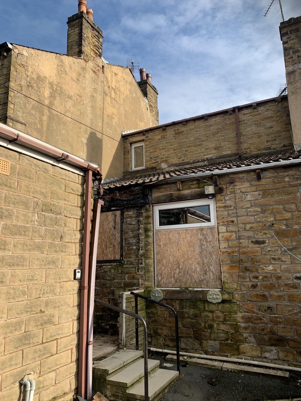 Restoration of Fire Damaged Home Huddersfield