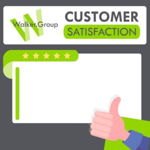 Walker Group Customer Satisfaction